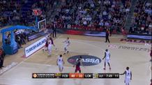 Ante Tomic, behind-the-back pass FC Barcelona Lassa