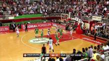 Colton Iverson, jump hook