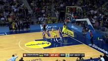 Ekpe Udoh, fast break slam