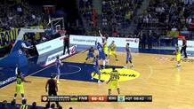 Vesely put back dunk!