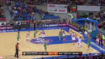 Hanga's 3 after Nice Ball Movement