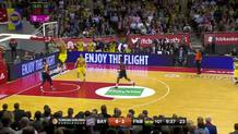 Vesely steal and slam