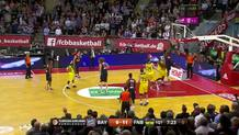 Thompson gets Bayern on the board