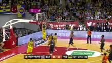 Datome to Vesely alley-oop