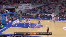 Bourousis Answers Back with Authority
