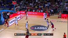 Alex Abrines, three-pointer