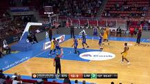 Heiko Schaffartzik, three-pointer