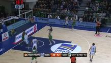 : Emir Preldzic, three-pointer