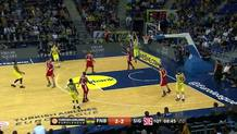 Vesely alley-oop!
