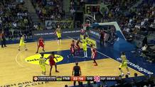 Jan Vesely, dunk