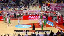Laboral Kutxa Vitoria Gasteiz at Olympiacos Piraeus on November 26, 2015 (discrete) (id:dis_2, type:Made Shot)