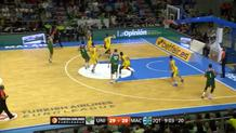 Nedovic blasts to the rim