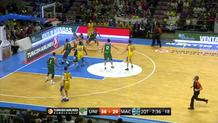 Nedovic does it on D, too!