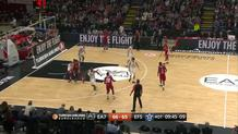Barac with turnaround jumper