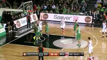Daniel Theis, put-back layup