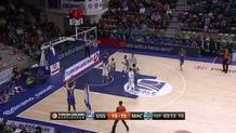 Dragan Bender, three-pointer