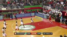 Ryan Broekhoff, steal and dunk