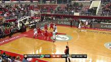 Kerem Gonlum, three-pointer