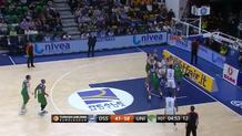 Alexander rejects Kuzminskas