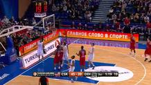 Kurbanov's three-point play