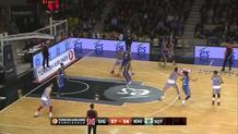 Alexey Shved, fast break layup