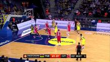 Vesely with soft touch