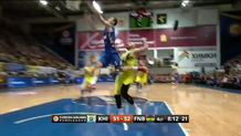 Khimki defense leads to points
