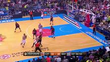 Huge 3pt from a mile by Marko Guduric