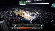 Top 16 - Round 10: Darussafaka Dogus Istanbul vs. Anadolu Efes Istanbul (Archive)