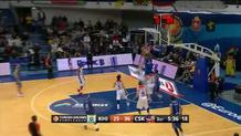 James Augustine, alleyoop slam
