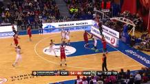 Nando De Colo, three-pointer