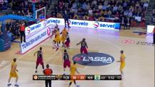 Zoran Dragic, driving layup
