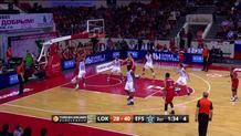 Anadolu Efes Istanbul at Lokomotiv Kuban Krasnodar on January 8, 2016 (discrete) (id:dis_3, type:Made Shot)
