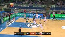 Stefan Jovic, three-pointer