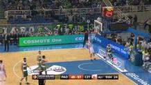 Marko Guduric, fast break dunk