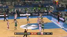 Branko Lazic, three-pointer