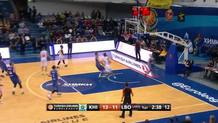 Zoran Dragic, fast break layup