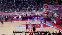 Bamberg's perfect fast break