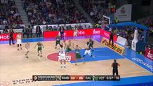 Felipe Reyes, three-pointer