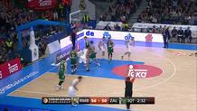 Sergio Rodriguez, three-pointer