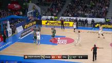 Andres Nocioni, buzzer-beating jumper