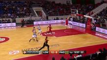 James Feldeine, fast break slam