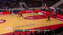 Ryan Broekhoff, steal and layup
