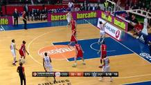 Thomas Heurtel (Efes)'s brilliant assist