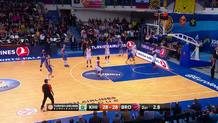 Zoran Dragic, backdoor layup
