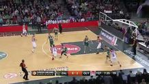Spanoulis threads the needle