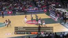 Spanoulis drives for the lead