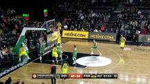 Jan Vesely (Fenerbahce) blocked shot