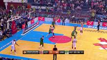 Marko Simonovic, three-pointer