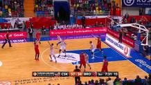 CSKA cruising with help from Vorontsevich's long ball